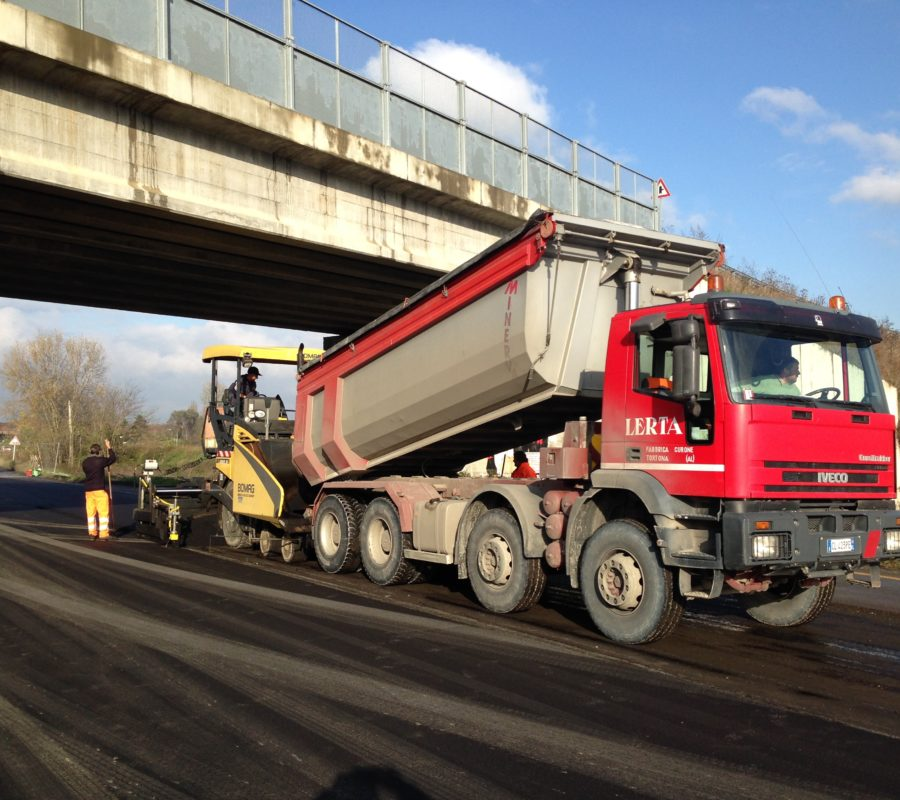 Opere ed infrastrutture stradali - Lerta