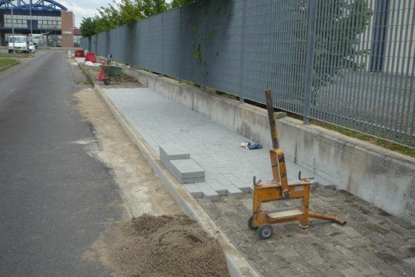 Pavimentazione in autobloccante - Lerta - Impresa edile di costruzioni civili e residenziali